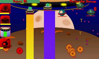 Screenshot of Alien Devastation