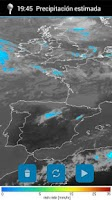 Screenshot of Meteo Radar-ES