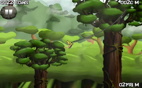Rope Escape Screenshot