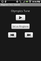 Screenshot of FUN Ringtone Sounds