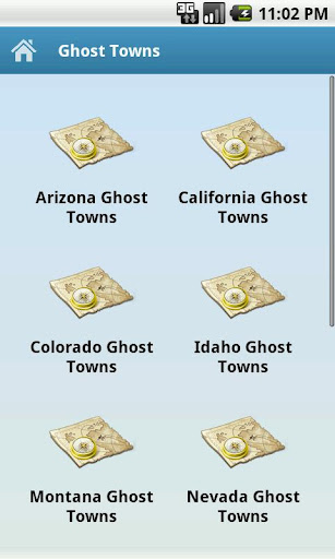 Ghost Towns of the US