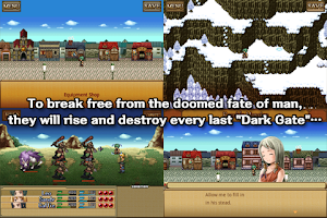 Screenshot of RPG DarkGate