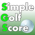 Simple Golf Score icon