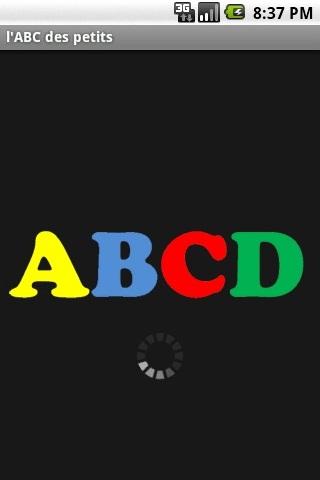 l'ABC des petits