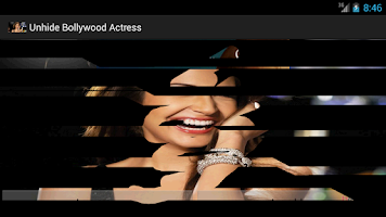 Screenshot of Unhide Bollywood Actress