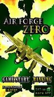 Screenshot of Airforce ZERO