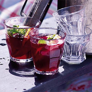 Red Wine Cooler Recipes