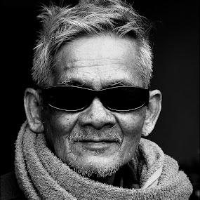 by David Monjou - People Portraits of Men (  )