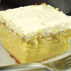 Pineapple Lemon Cake