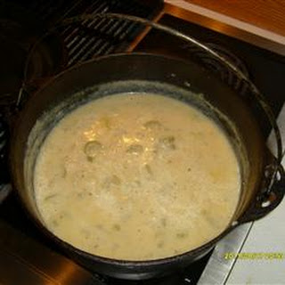 Potato Soup X