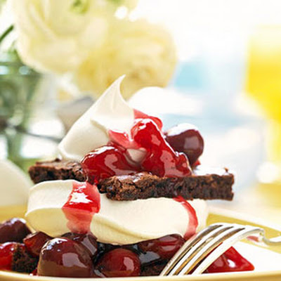 Black Forest Shortcakes