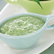 Svelte Green Goddess Dip Recipe