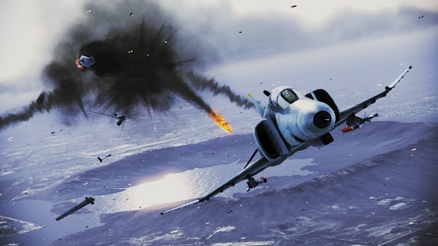 Ace Combat: Infinity takes to the skies today
