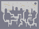 Thumbnail of the map 'A Graveyard Exploration'