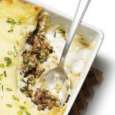 Double-Decker Shepherd's Pie