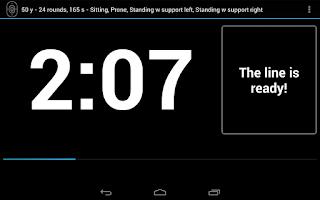 Screenshot of PPC Timer
