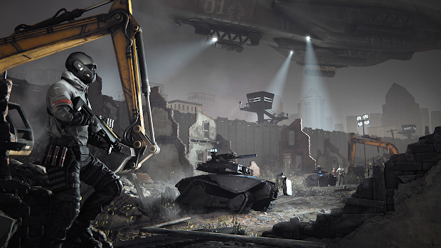 Crytek: It made sense to go open world with Homefront: The Revolution, hopefully playable at Gamescom