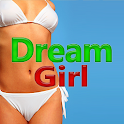 Dream girl icon