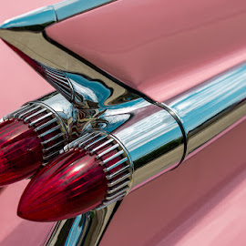 '59 Cadillac by Michael Holser - Transportation Automobiles ( '59, cadillac, dream cruise )