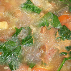 Rogene's  Italian Vegetable Soup