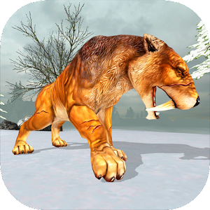 Sabertooth Tiger Chase Sim APK