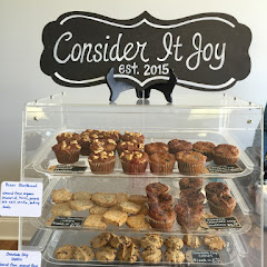 Muffins and cookies! Different varieties available daily!