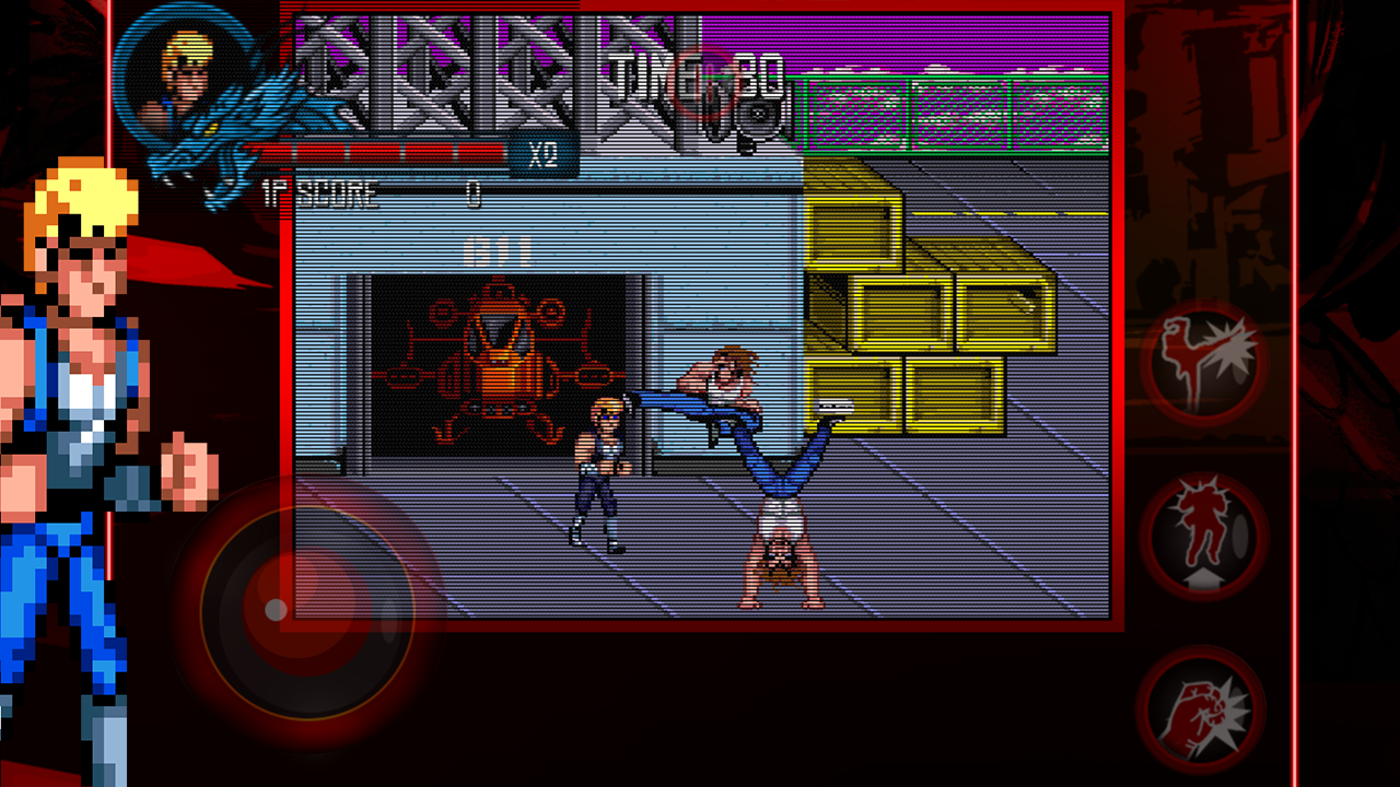 Double Dragon Trilogy Screenshot 17