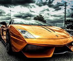 Screenshot of Car Sound Effects Free