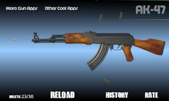 Screenshot of AK-47