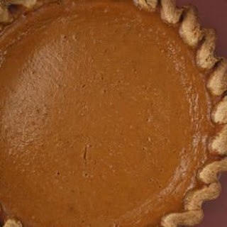 Rum Pumpkin Pie Recipes