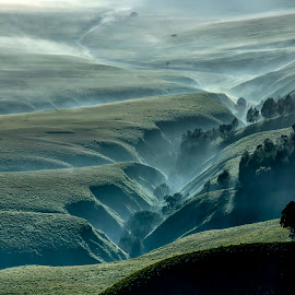 Dreamland-2 by Agus Sudharnoko - Landscapes Mountains & Hills