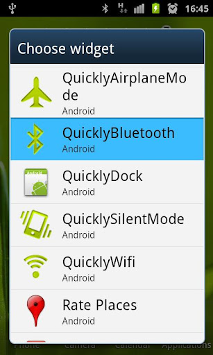 QuicklyBluetooth