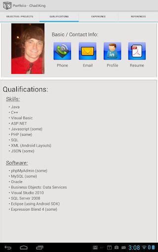 CTK Resume