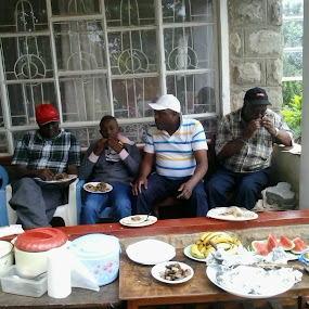 African Christmass by Reagan Muriuki - Public Holidays Christmas