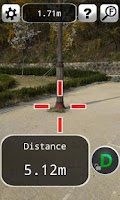 Screenshot of Auto Distance Meter
