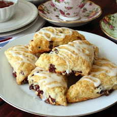 Orange Breakfast Scones