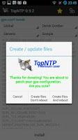 Screenshot of TopNTP