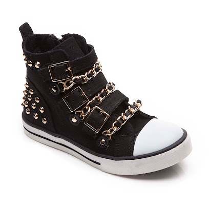 Supertrash Chain High Top SHOE