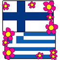 Finnish-Greek Dictionary icon