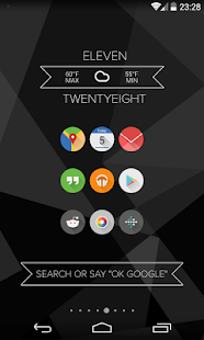 Struktur Icon Pack - screenshot