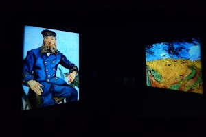 Screenshot of Van Gogh