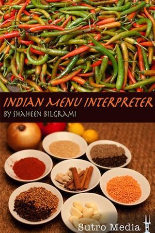 Indian Menu Interpreter