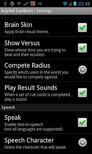 玩教育App|CueBrain Full - 英...免費|APP試玩