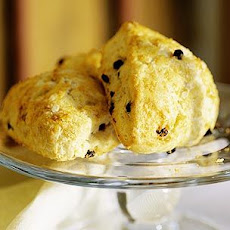 Cream Tea Scones with Currants