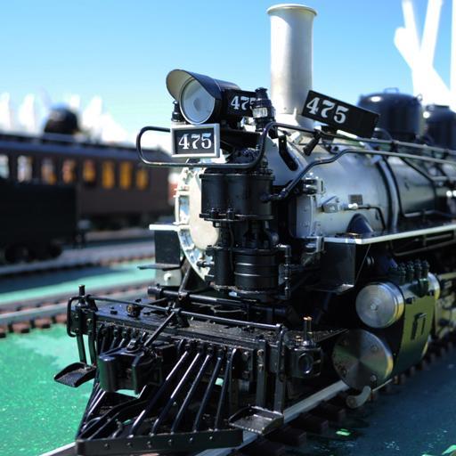 鉄道模型ライブ壁紙 娛樂 App LOGO-APP試玩