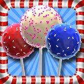 Download Cake Pop Maker Cooking Game APK on PC