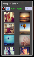 Screenshot of FreeHand for Instagram