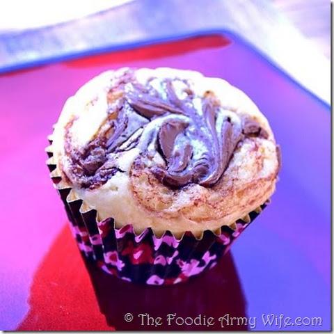 Nutella-Swirled Cappuccino Cheesecake Bars Recipe | Yummly