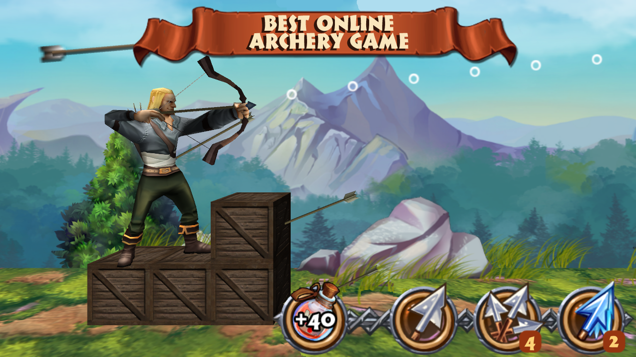 Robin Hood - Archery Games PVP Screenshot 5