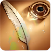 Note feather wallpaper APK baixar